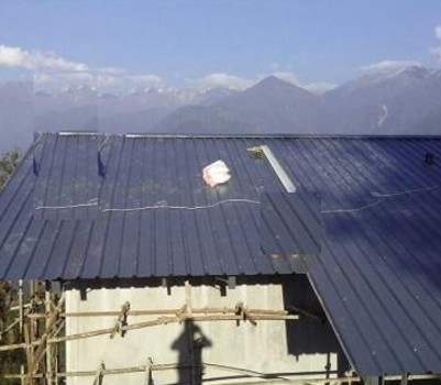 Roofing Puf panel Manufacturer in lucknow