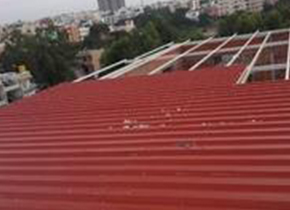 Roofing Puf panel Manufacturer in ghaziabad