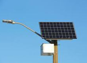 Solar street light pole Manufacturers in ghaziabad